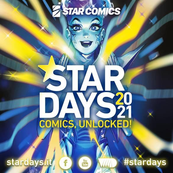 Nuovi annunci Star Days 2021