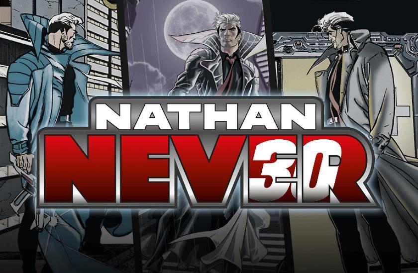 EVVIVA IL TRENTENNALE DI NATHAN NEVER!