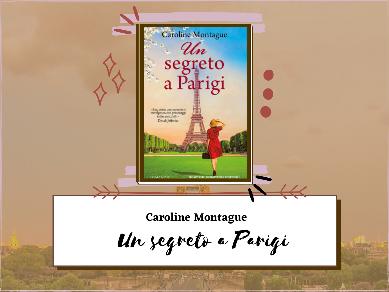 Un segreto a Parigi di Caroline Montague