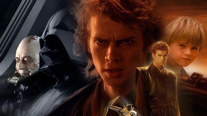 Anakin Skywalker: la strada verso il male