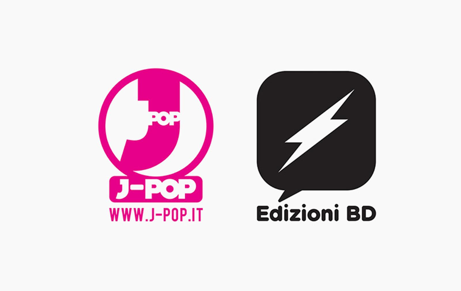 Edizioni BD e J-POP Manga: le uscite del 3 giugno