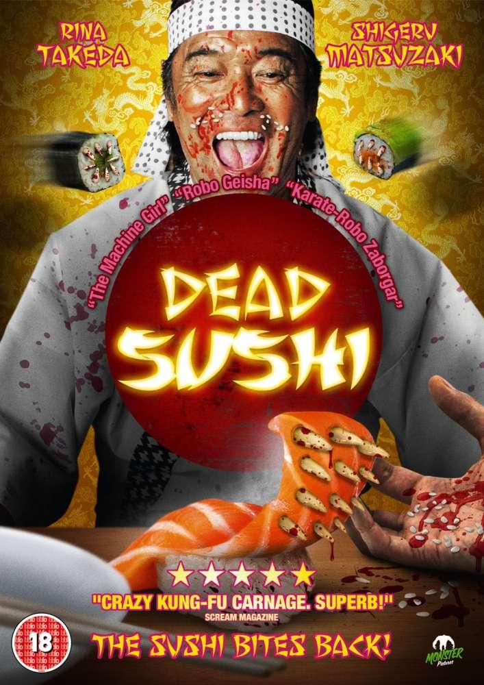 Sushi Day: Dead Sushi