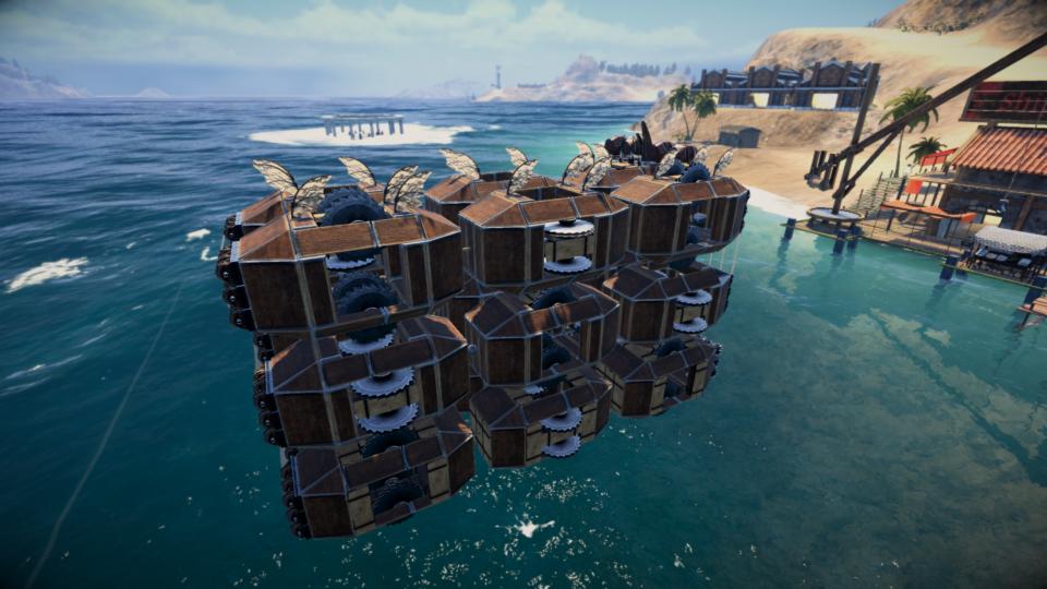 Sea of Craft -Costruisci, esplora, combatti
