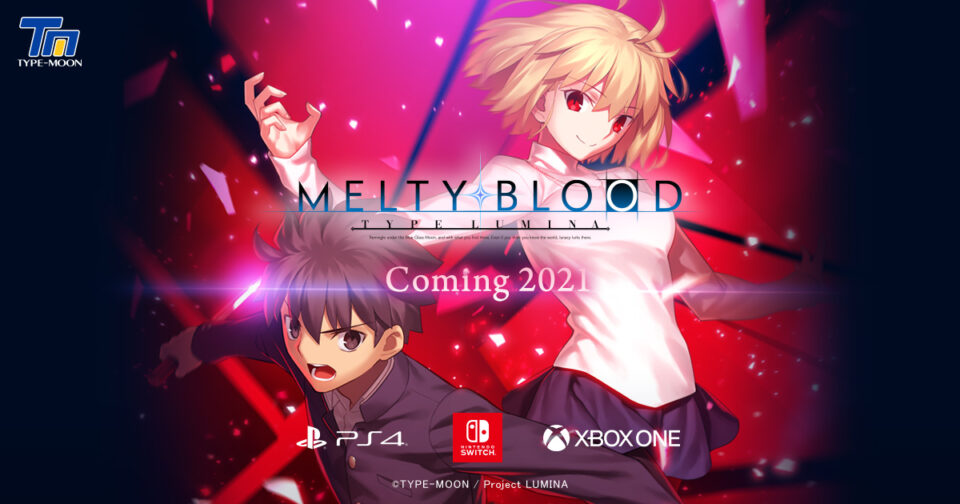 Melty Blood di Type-Moon