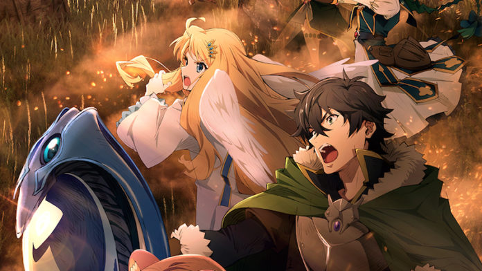 The rising of the shield hero 2