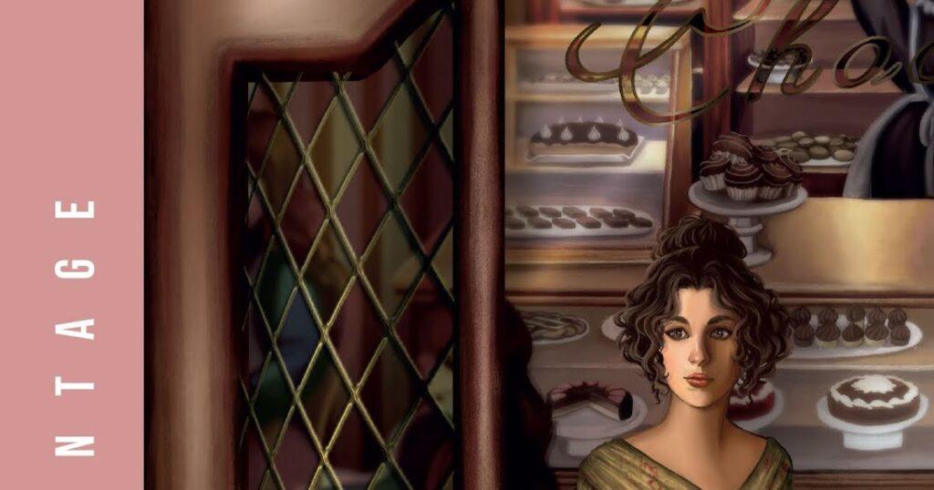 Julia Somerford di Karen Aminadra