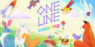 One Line Coloring - La recensione