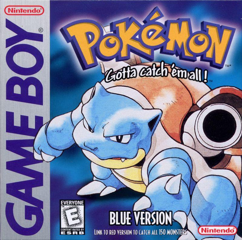 Pokémon Blue