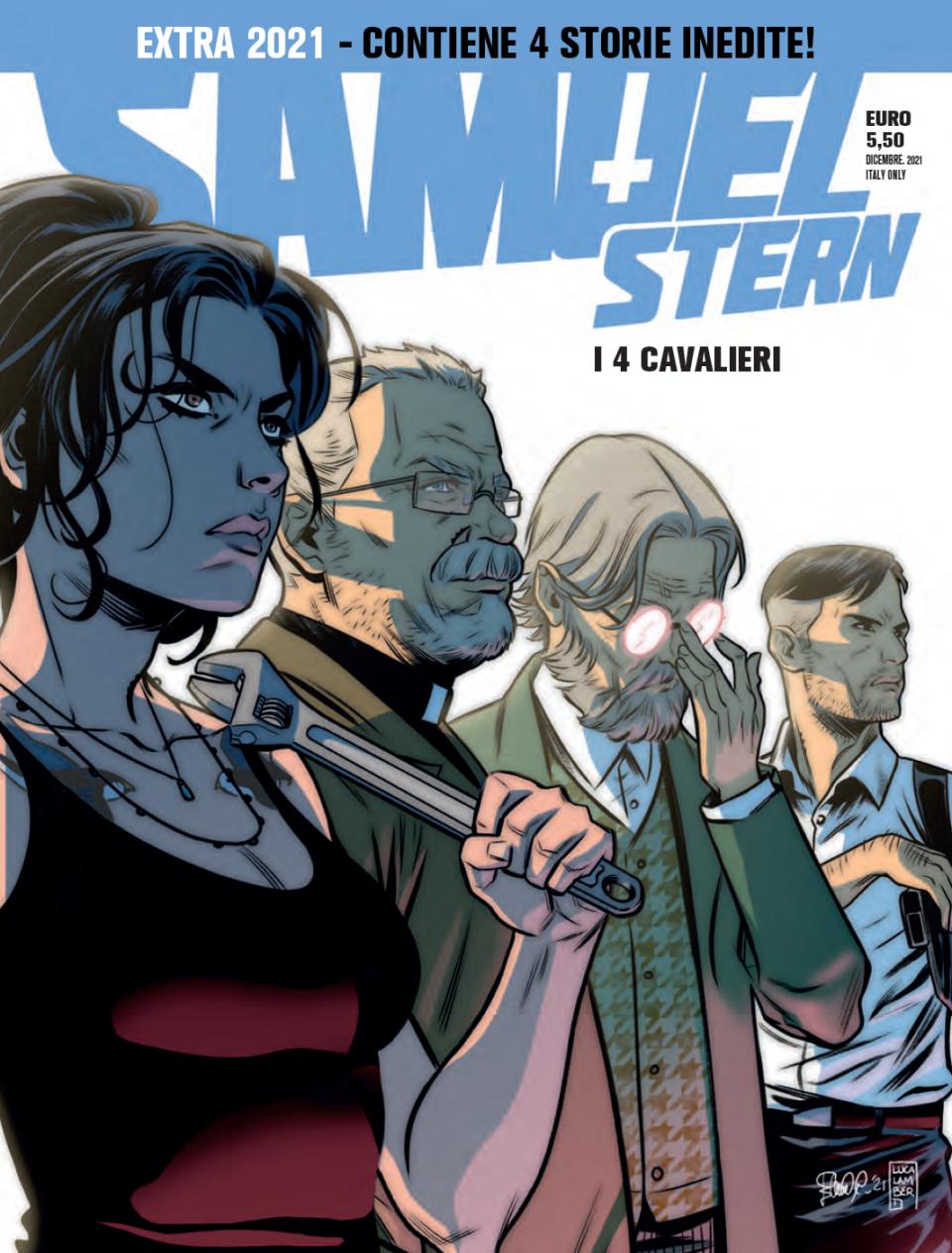 Samuel Stern Extra 2021 - I 4 Cavalieri