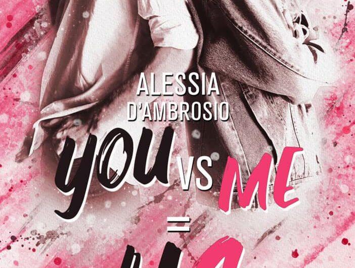 copertina You vs Me =Us