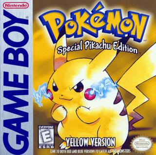 Pokémon Yellow