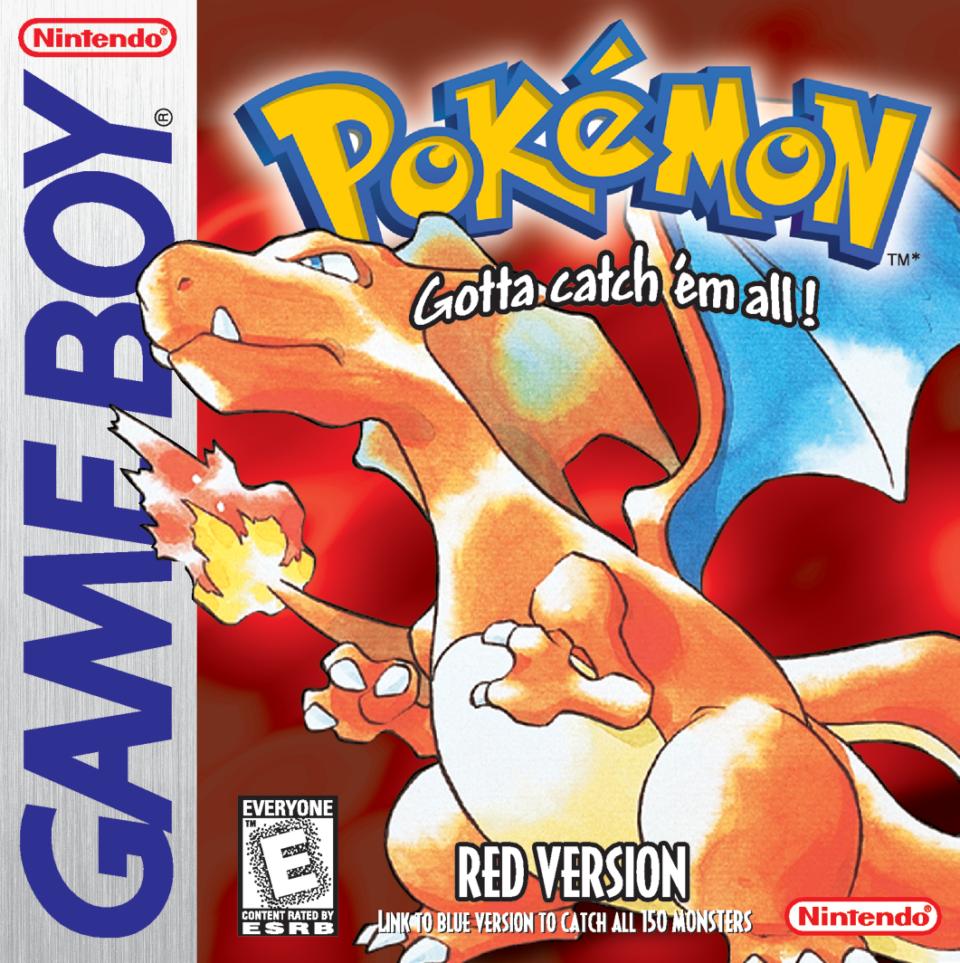 Pokémon Red