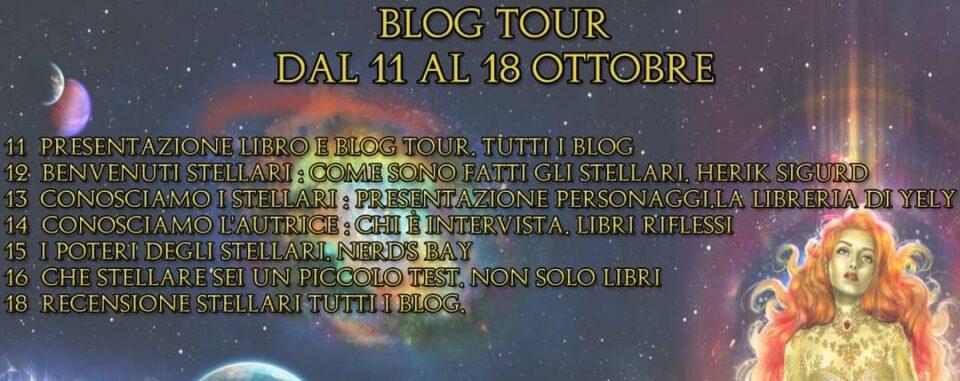 La Stirpe di Esperror Gli stellari  Blogtour