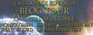 Blog Tour Esperror