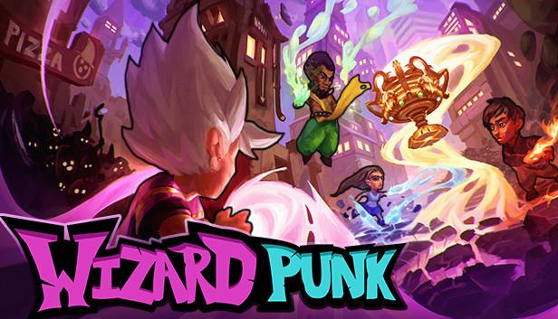 Wizardpunk - Recensione